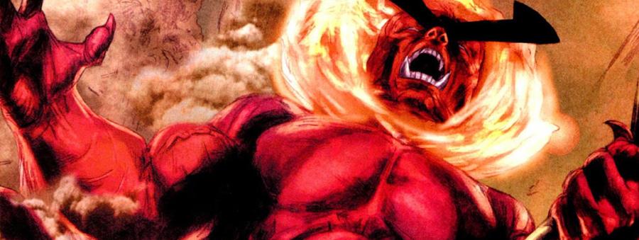 Thor villains: Surtur