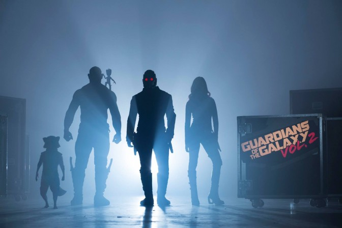 James Gunn announces official filming and cast of Guardians Of The Galaxy Vol. 2.