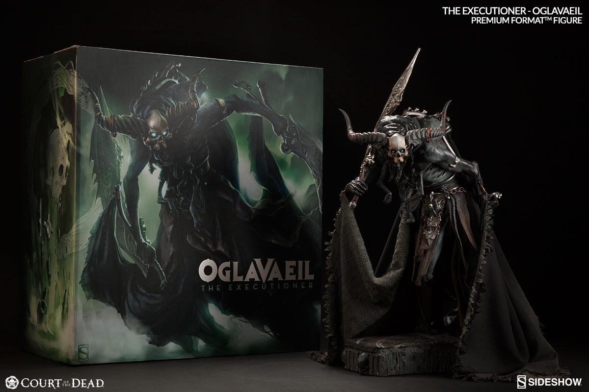 Court of the Dead Oglavaeil Premium Format Figure Final Production Gallery Photos