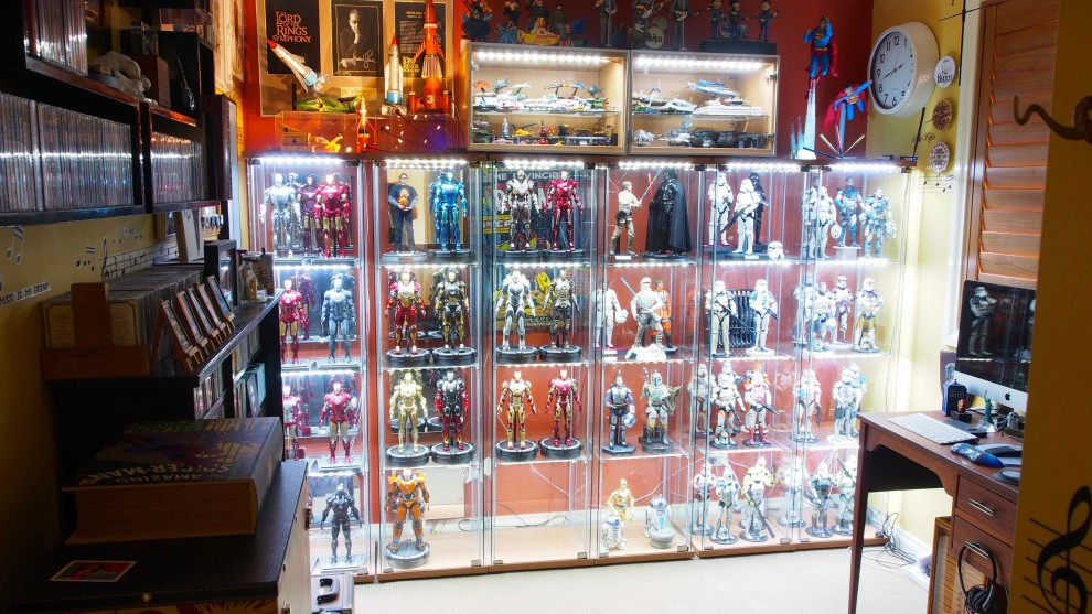 Sideshow Featured Collector Rodney Minter