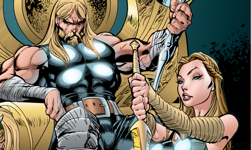 The many relationships of Thor Odinson – Thorsday Valentine's