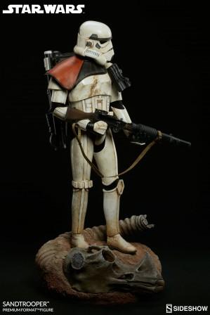 Sandtrooper Premium Format Figure