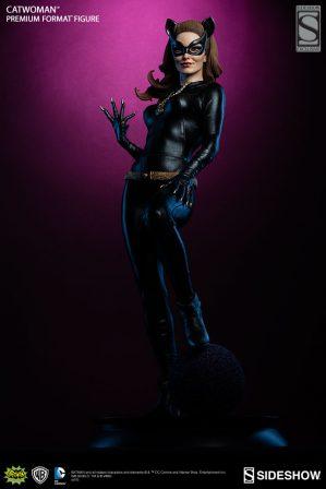 Catwoman (Julie Newmar) Premium Format™ Figure