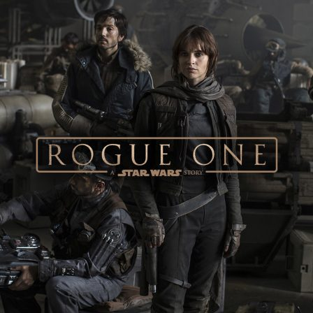 Rank the Characters of 'Rogue One: A Star Wars Story'