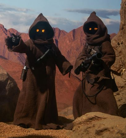 Jawa Sixth Scale Figure Set – Final Production Gallery