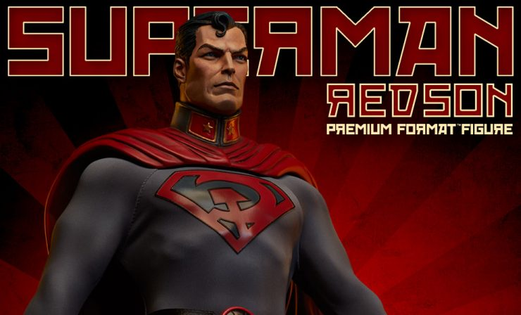 Superman Red Son – Final Production Gallery