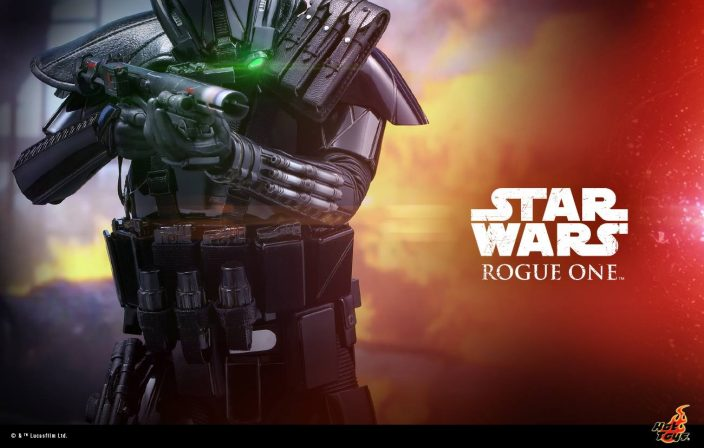 A Tease of the Hot Toys Rogue One: A Star Wars Story™ Death Trooper Specialist 1/6th Figure