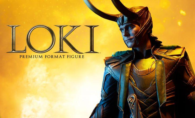 Loki Premium Format Figure – Final Production Gallery