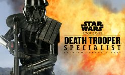 Rogue One: A Star Wars Story Death Trooper Statue