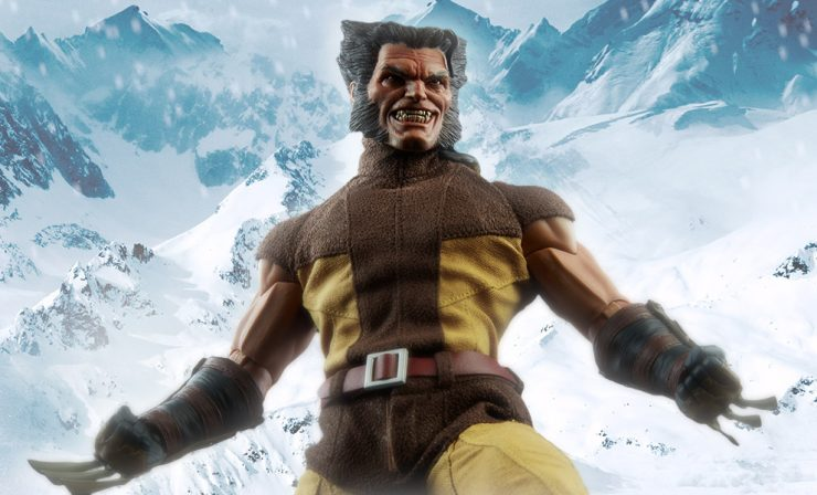 New Photos – Wolverine Sixth Scale Figure