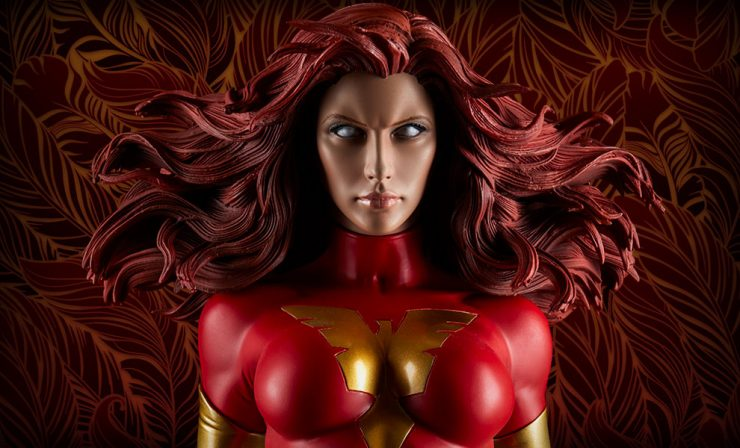 New Photos – Dark Phoenix Premium Format Figure