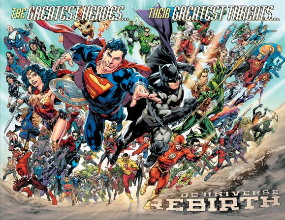 Comics Events 2016 Recap