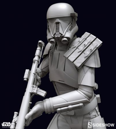Artist Spotlight Joe Menna of the Death Trooper Specialist Premium Format Figure