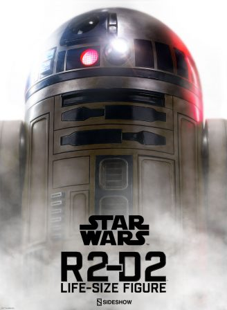 New Production Photos R2-D2 Life-Size Figure