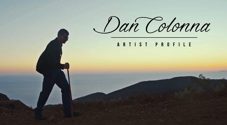Meet Sideshow Artist Dan Colonna