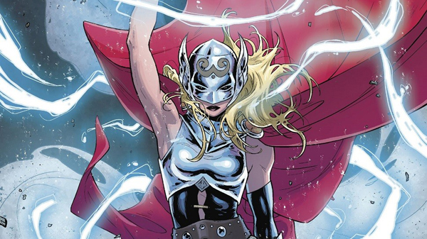The Many Jobs of Jane Foster