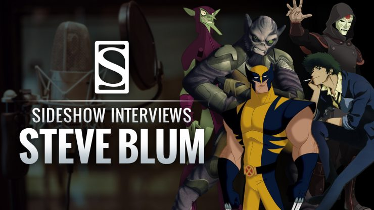 Meet Steve Blum, the voice actor behind Wolverine!