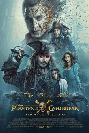 New Pirates of the Caribbean: Dead Men Tell No Tales Trailer and Poster