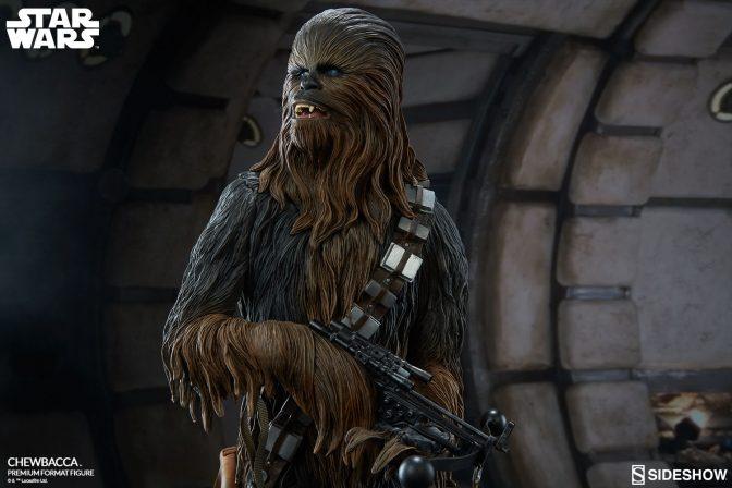 Sideshow's New Chewbacca™
