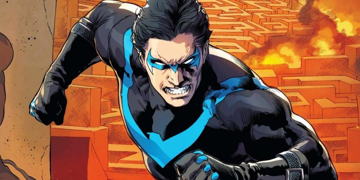 Nightwing Movie Coming From LEGO Batman Director