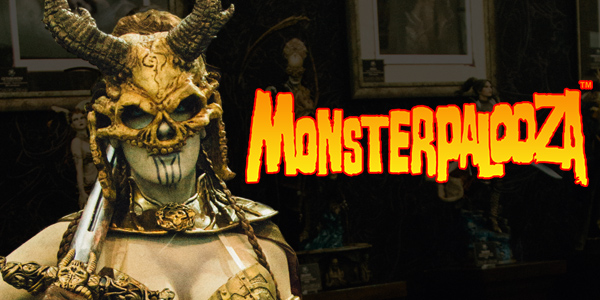 Sideshow haunts Monsterpalooza