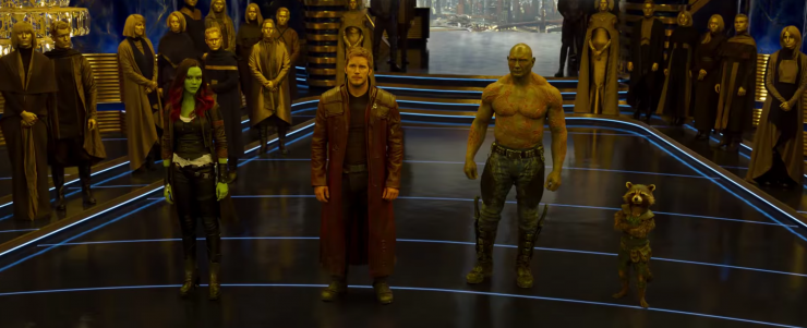 The Guardians Of The Galaxy Vol. 2 trailer knows exactly what you want – Fleetwood Mac