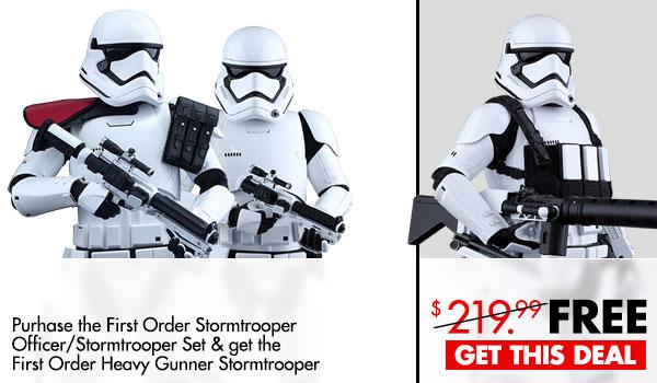 First Order Set Promo
