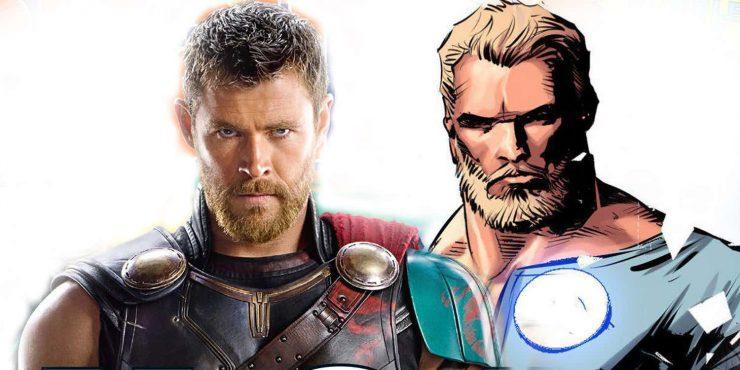 Thor: Ragnarok's Character 'Rebirth' Teases Chris Hemsworth Future