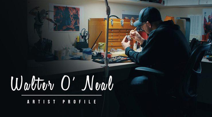 Meet Sideshow Artist Walter O'Neal