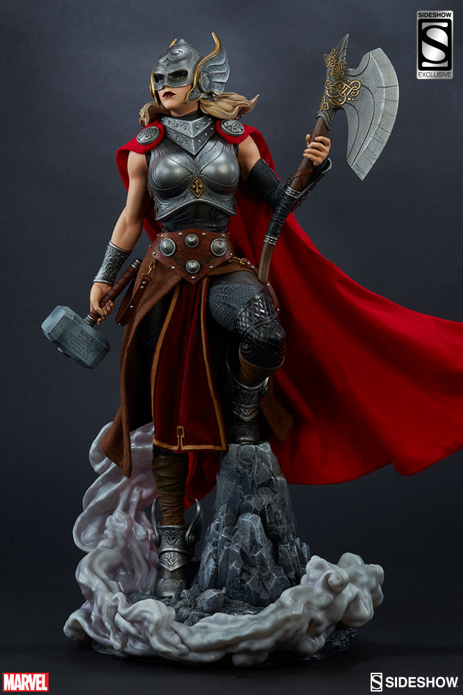 Thor Jane Foster Figure