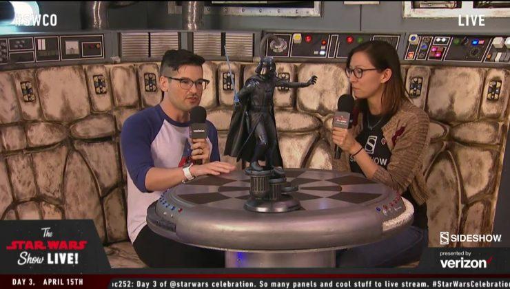 Susan talks Star Wars