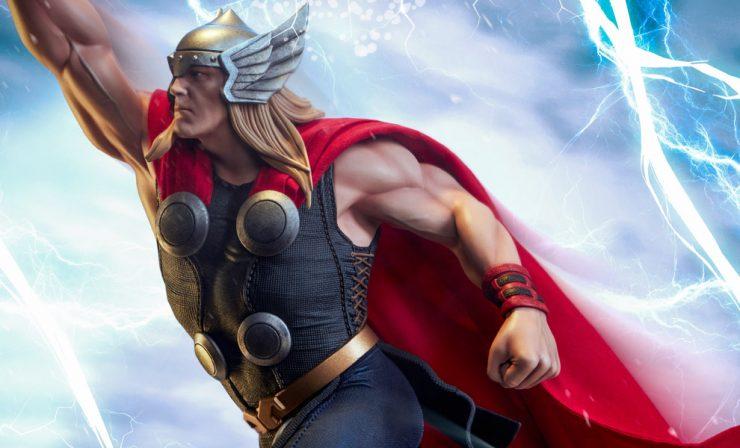 Thor: Avengers Assemble Statue