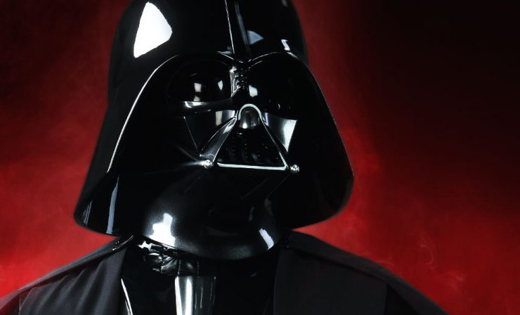 The Force is strong with this new Darth Vader Life-Size Figure!