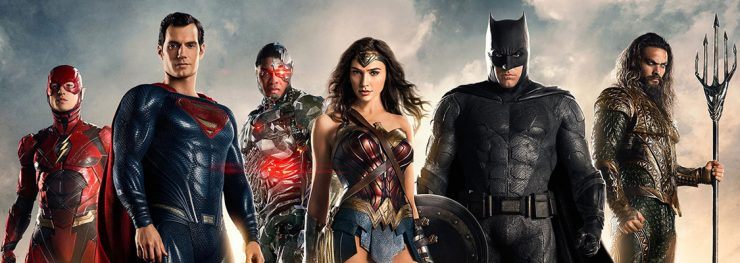 United They Stand: See the new Justice League Theatrical Poster