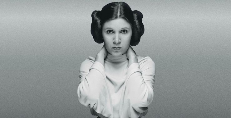 See the Touching Tribute to Carrie Fisher from Star Wars Celebration