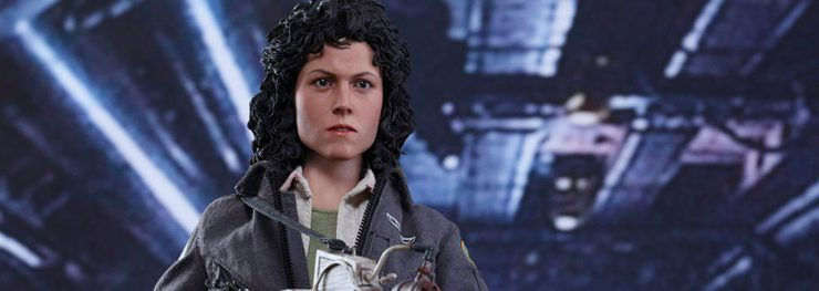 Alien Day Special- Sigourney Weaver the Sci-Fi Queen