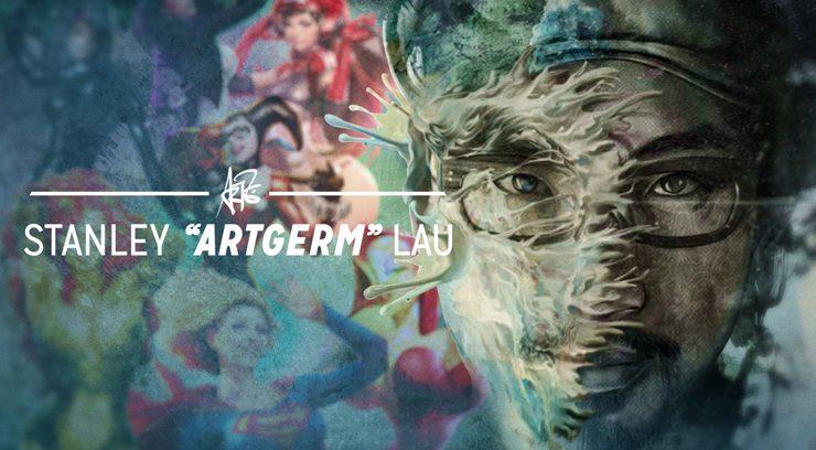 "Stanley ""Artgerm"" Lau Artist Profile"