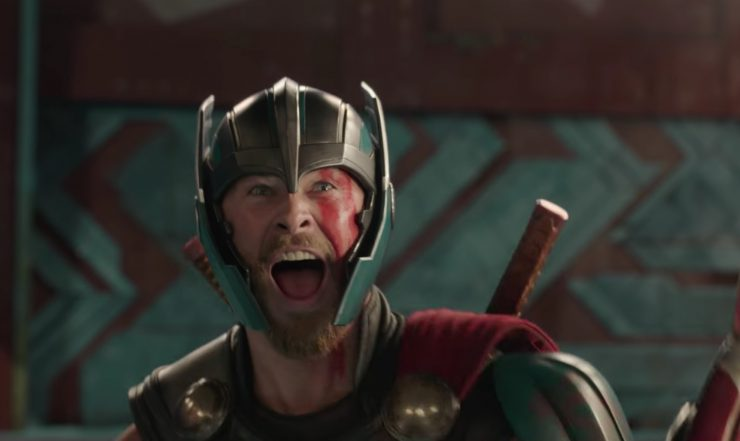 The Thor: Ragnarok Trailer is ready to blow you away