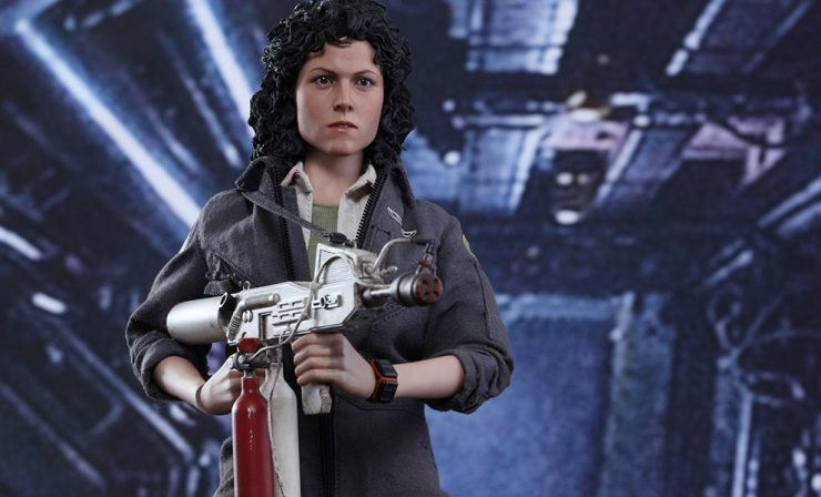 Ellen Ripley Hot Toy