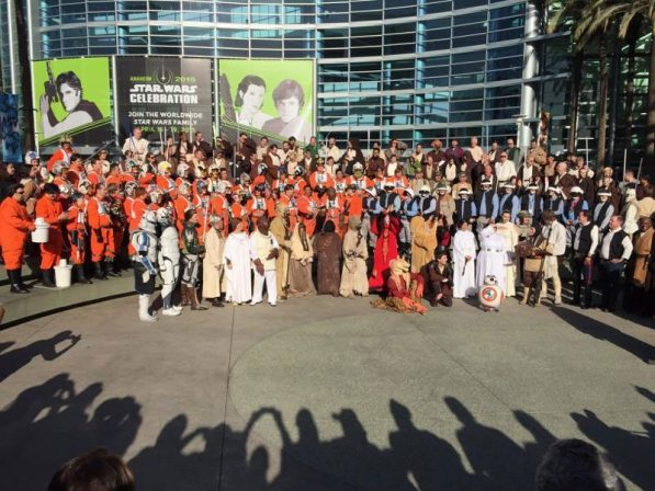 What to do at Star Wars Celebration 2017!