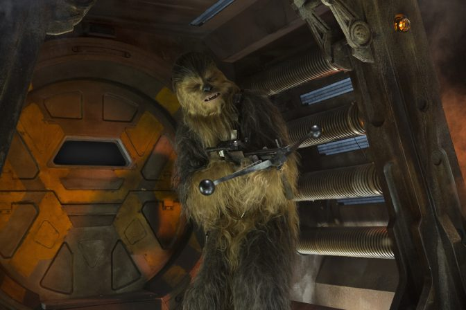 Chewie Bowcaster