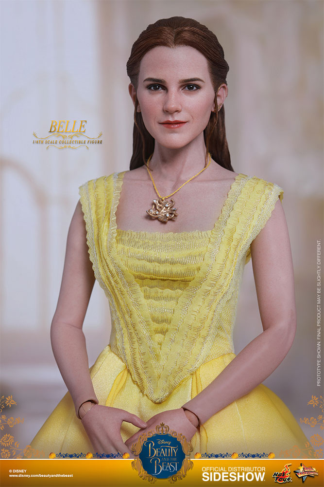 Introducing The Belle Figure From Beauty And The Beast Sideshow Collectibles