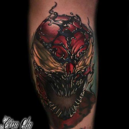 Carnage Tattoo