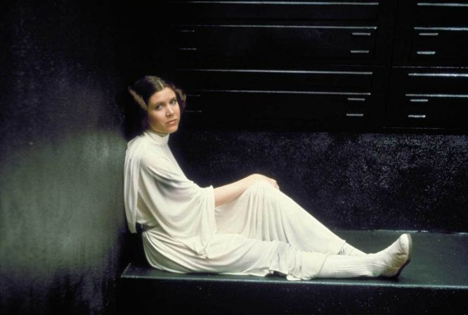 Leia Captured