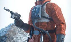 Snowspeeder Luke