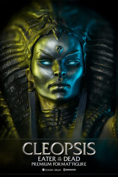 The Eater of the Dead: Cleopsis Emerges with New Production Photos