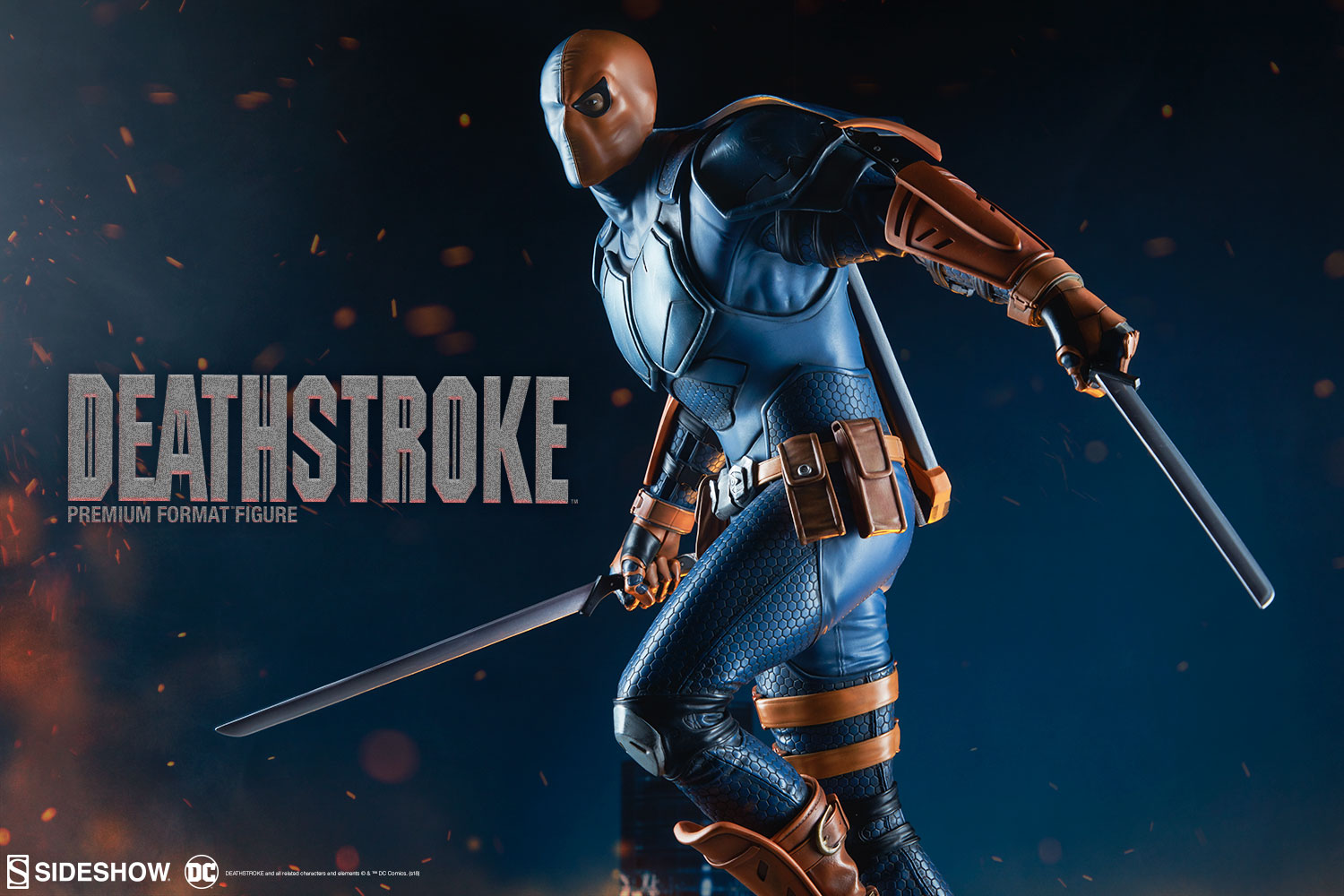 Designing the Deadly Deathstroke- A Behind the Scenes Look ...