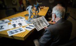 Marv Wolfman Visits Sideshow