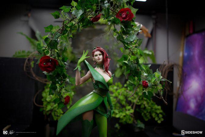 Stanley Lau's Poison Ivy in Progress