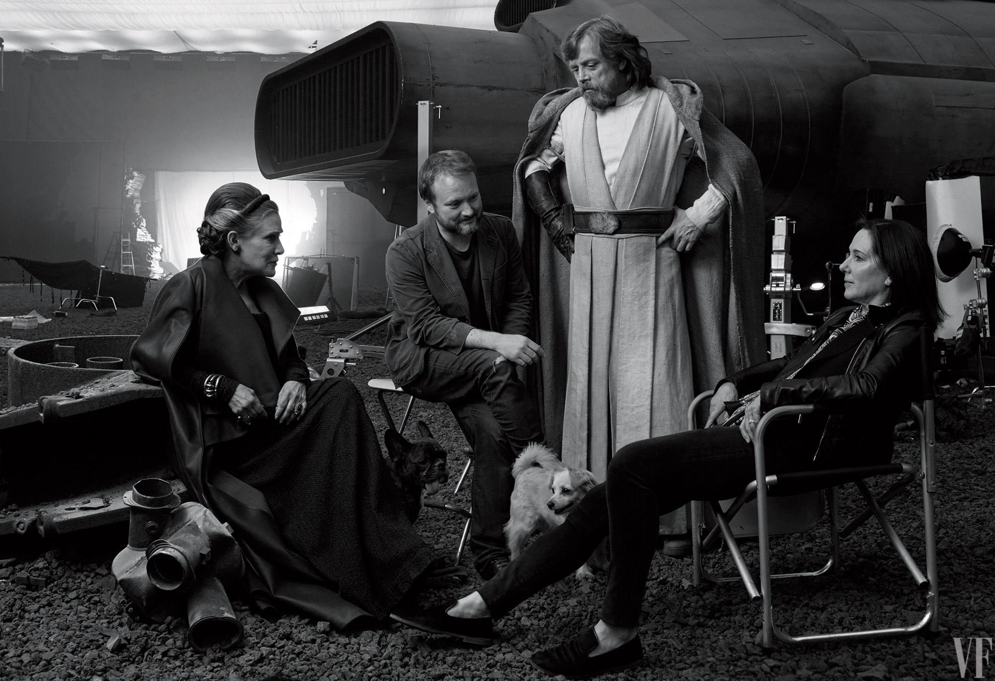 Vanity Fair Unveils Stunning New Images From Star Wars The Last Jedi Sideshow Collectibles